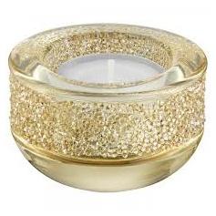 Shimmer, Golden candle holder-5108877