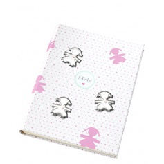 Photo Albums girl line bubble - LB20620R