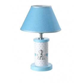Klassische Linie Lampe Licht blau-Baby-LB20101C
