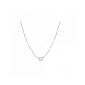 Collana in Argento unico charm  - CL06