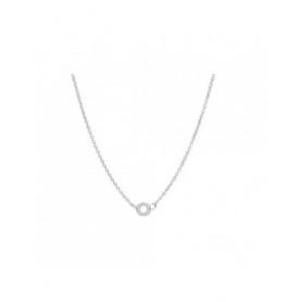 Einzigartige Silber Halskette Charme-CL06