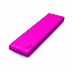 Sottopentola estendibile in silicone rosa - 70032