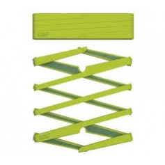 Stretch silicone pot stand green - 70031