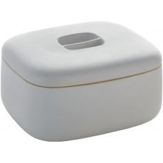 Alessi Ovale container with lid