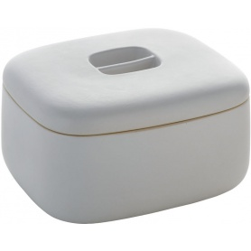 Alessi Ovale  container wid lid