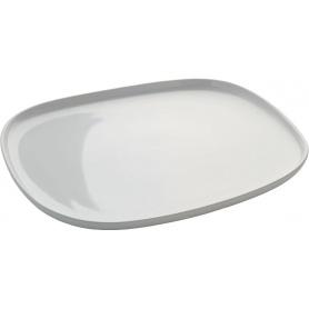 Alessi-ovale Keramik Teller-REB01-22