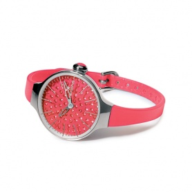 Watch Cherie Diamond pink coral