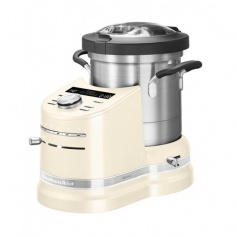 Cook Processors Kitchenaid Artisan cream color