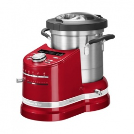 Cook Processors Kitchenaid Artisan red color