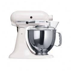 Planetary Mixers KitchenAid Artisan color white