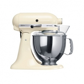 Planetary Mixers KitchenAid Artisan cream color color