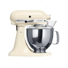 Planetary Mixers KitchenAid Artisan cream color color