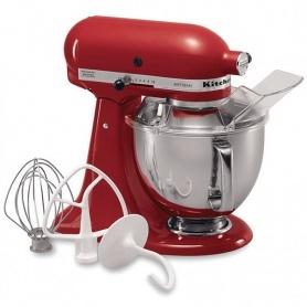 Impastatrice planetaria kitchenaid artisan colore rosso for Kitchenaid planetaria
