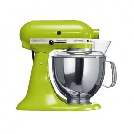 Planetenmischer KitchenAid Artisan Apple grüne Farbe