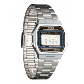 Watch Casio vintage 70s steel - A164WA-1VES