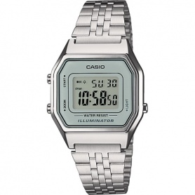 Watch Casio vintage 70s steel - heavenly