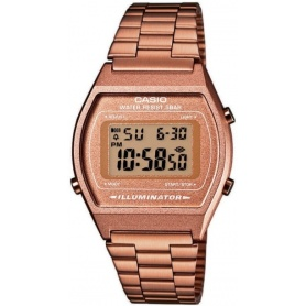 Watch Casio vintage 70s copper plated