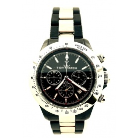 Watch Toy Watch black, ceramic and steel - CHMC02BKSL