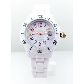 Toy Watch Uhren Monochrome wenig weiß-FL59WHN