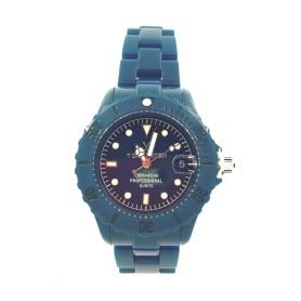Orologio Toy Watch Monochrome piccolo blu - FL57BJ