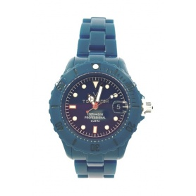 Watch Toy Watch Monochrome small blue - FL57BJ