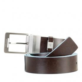 Cintura uomo Blue Square Marrone - CU3239B2/MO
