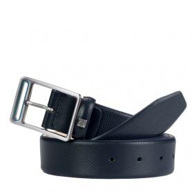 Men's belt László - CU3231W64/BLU