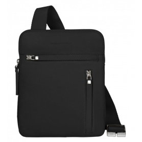 Piquadro pocket cross body bag - CA1358SO3/N