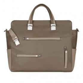 Piquadro Double handle portfolio briefcase - CA3275SO3/TO