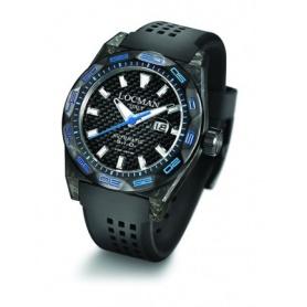Locman Stealth watch Sub300 automatic cash Carbon