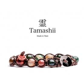 Bracciale Tamashii talismano Agata Muschiata