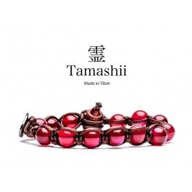 Bracciale Tamashii talismano Agata Rossa