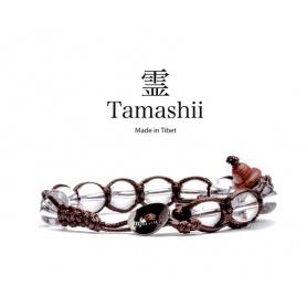 Bracciale Tamashii talismano Cristallo di Rocca