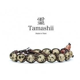 Bracciale Tamashii talismano Diaspro Spot Stone