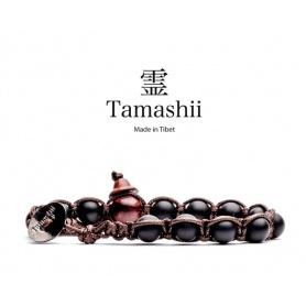 Bracciale Tamashii talismano Onice Matting