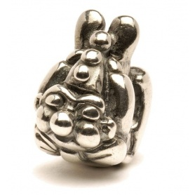 Beads Trollbeads Clown out of production - 11422