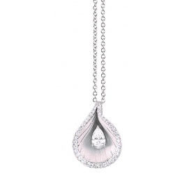 Necklace Annamaria Cammilli Premier in gold with diamonds - GPE1970W