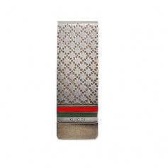 Gucci moneyclip Diamantissima line silver - YBF32594800100U