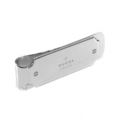 Gucci moneyclip Punch silver - YBF22812900100U
