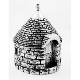 Big box Jewelry Box Trullo Puglia Silver 925