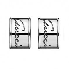 Gucci earrings lobe line Flora- YBD341275001