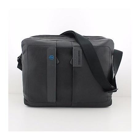 Piquadro Square Schwarz Blue Ca3370p15n Laptop Tasche Reporter doxCrBeW