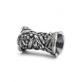 Sea Buckthorn Trollbeads silver - TAGBE-20110