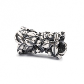 Blueberries of Youth Trollbeads silver - TAGBE-20111