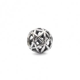 Positive Change Trollbeads beads silver - TAGBE-10105