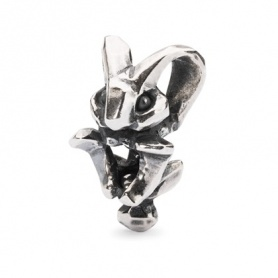 Rabbit of Magic Trollbeads beads silver - TAGBE-20114