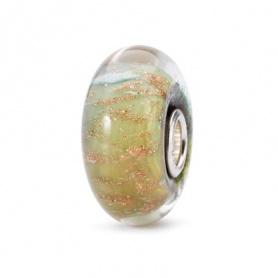 Farben des Friedens Trollbeads Glas - TGLBE-10267