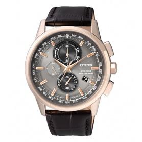 Orologio Citizen cronografo uomo H804 Eco-Drive - AT8113-12H