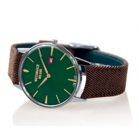 Vintage watch dial green Watchmaker Milano - WM.00A.05