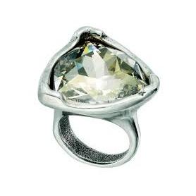 Anello Star-tremendous Uno de50 ambra e silver - ANI0442CRSMTL0L